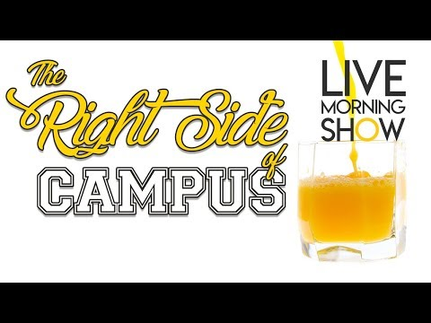 The Right Side of Campus | Top Headlines & Friday Sports Betting Odds Discussion - LIVE