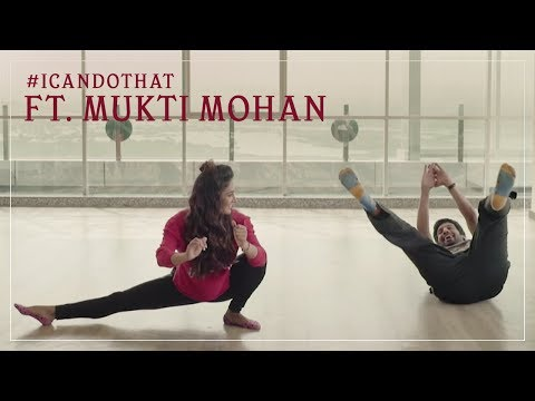 I Can Do That - Learning to Dance ft. Mukti Mohan   #ICanDoThat Ep 3