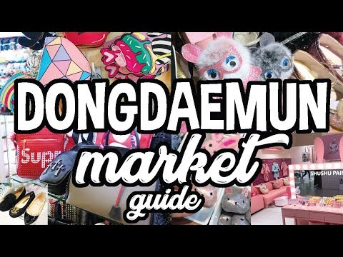 Watch this Before Visiting Dongdaemun Market | Korea Shopping Guide