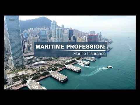 Maritime Profession: Marine Insurance