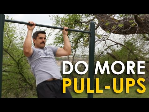 How To Do More Than One Stinking Pull-up Routine | The Art of Manliness