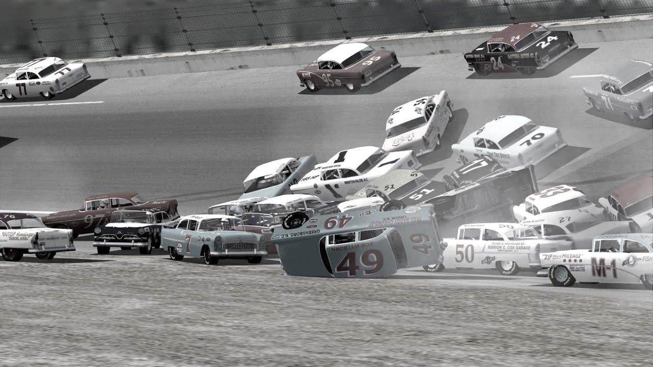 Nascar Live Stream Free >> Can I Recreate The Biggest Crash In Nascar History ...