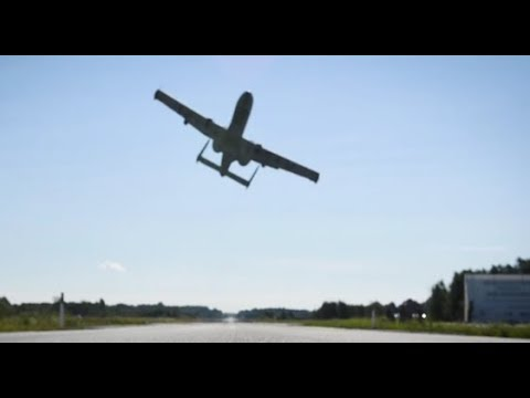 A-10 WARTHOG - ESTONIA NATO STATE PARTNERSHIP with 175th MARYLAND AIR NATIONAL GUARD