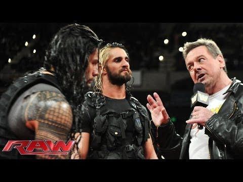Piper's Pit comes to Old School Raw: Raw, Jan. 6, 2014