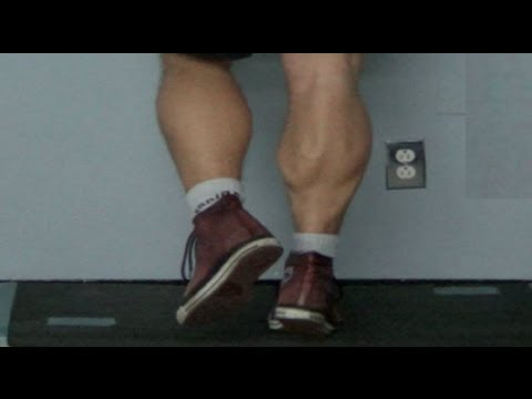 Best Calf Workout For Massive Calves - YouTube