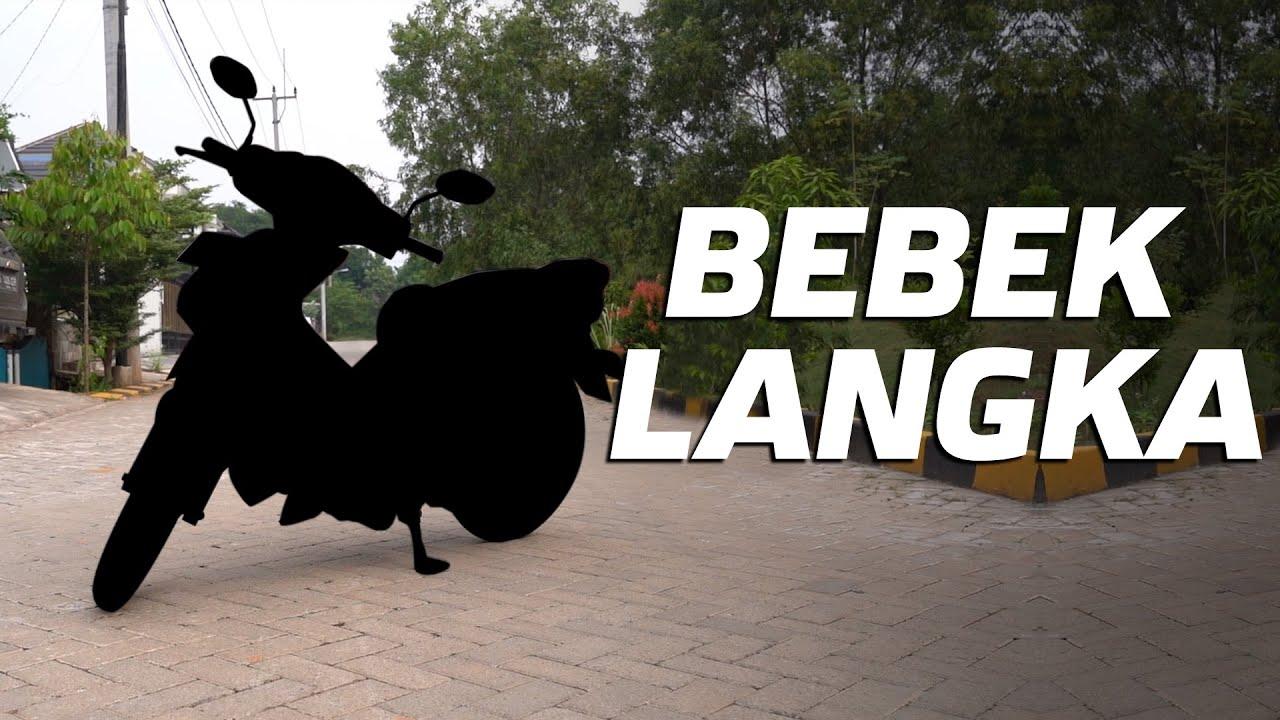 ISENG BELI MOTOR LANGKA