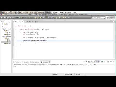 java-tutorial-for-dummies---testing-your-code-(tutorial-4)