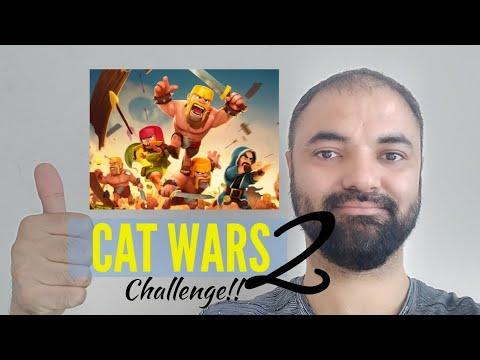 CAT wars challenge 2 ft. Mocks.