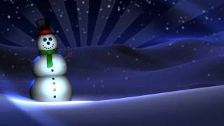 Movietools.info - Free Snowman Christmas Loop