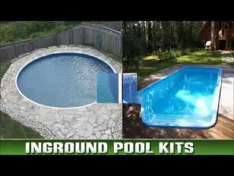 Inground pool kits basic care for inground pools youtube solutioingenieria Choice Image