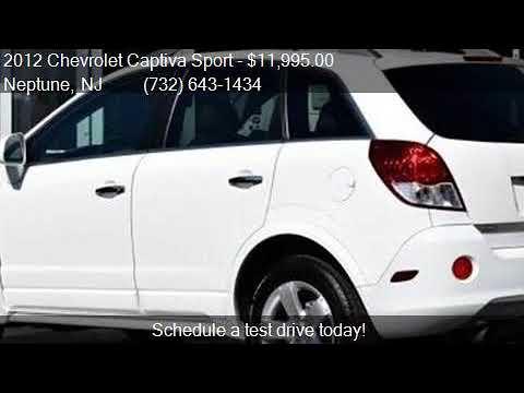 2012 Chevrolet Captiva Sport LTZ AWD 4dr SUV for sale in Nep