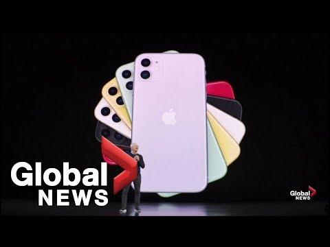 Apple announces latest