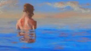 "How to Paint ""Alla Prima"" - Figure Painting - Sea Scape"
