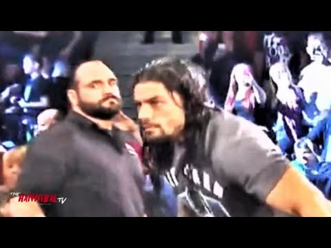 Hannibal On WWE Event Kick Out Incident