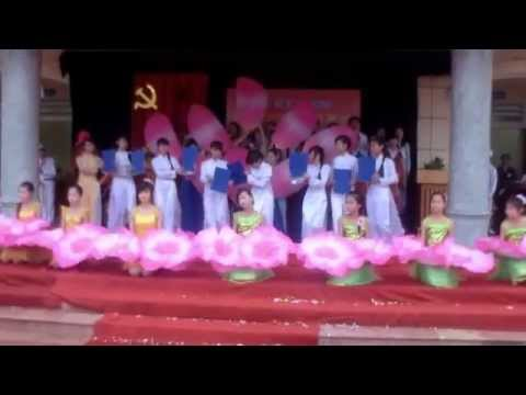 Bài ca người Giáo viên nhân dân + CODA 50 năm THCS Yên Sở