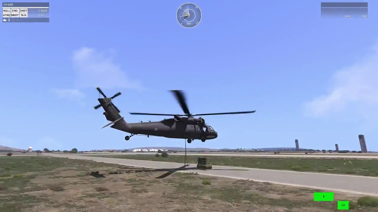 Arma 3 - Sling Loading Tutorial