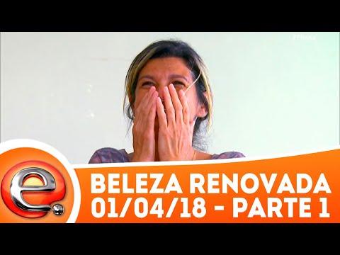 Beleza Renovada - Parte 1 | Programa Eliana (01/04/18)