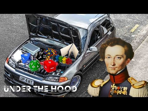 Under the Hood - An examination of dice mechanics