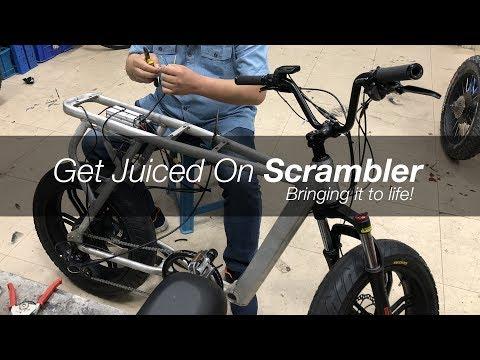 2c2accef46f Get Juiced On 'Scrambler' - Update - YouTube