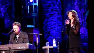 Amy Grant Michael W Smith 2 Friends Tour - Boston, MA Mar. 2011 - Somewhere, Somehow