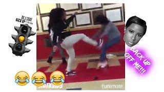 B*tch Back up off Me !!! Funny Video
