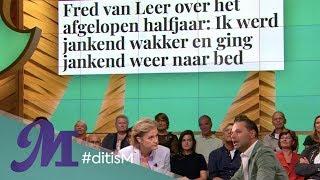 Fred van Leer is zichzelf in 'Say Yes To The Dress'   Margriet van der Linden