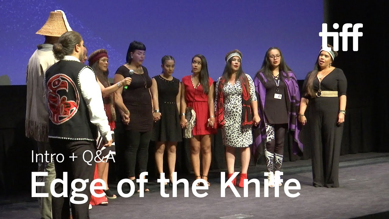 Edge Of The Knife Cast And Crew Qa Sept