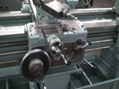 Okuma Engine Lathe, Model LS 540, 21 x 60, 10 HP, Ref #61-277 (SOLD)