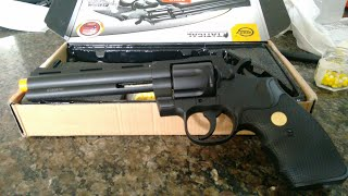 UNBOXING Revolver G36b - Airsoft Brasil