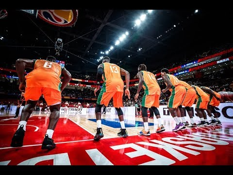 Tiegbe Bamba FIBA World Cup 2019 Highlights