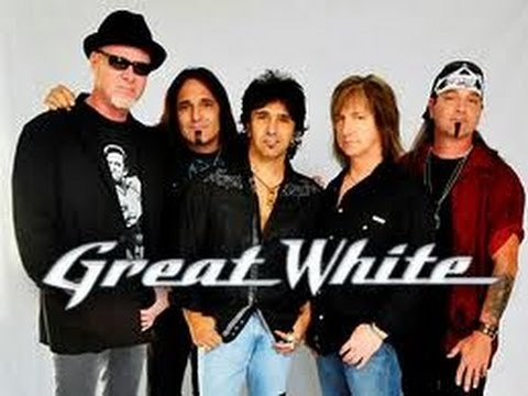 """GREAT WHITE / Willie Basse """"Tales From The Sunset Strip"""" Nov 2, 2012"""