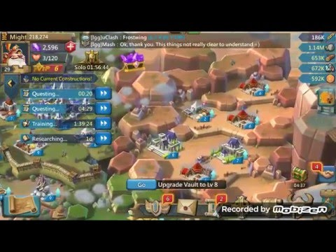 Lords Mobile: What Does It Take For Skirmish 5?