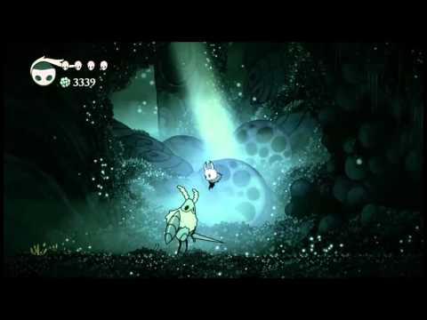 Hollow Knight bientôt sur Nintendo Switch