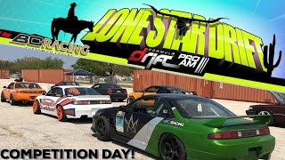 SPREADING THE 2JZ LOVE LONE STAR DRIFT DAY 2