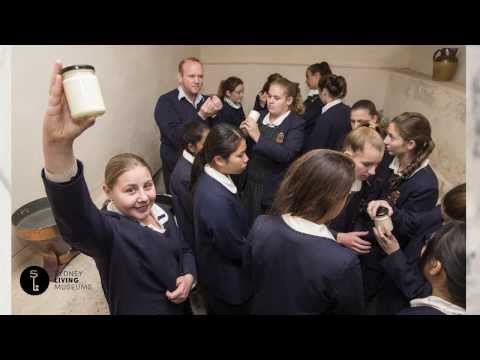 Sydney Living Museums Food Technology Education programs promo