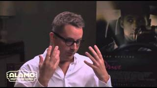 Nicolas Winding Refn Talks DRIVE