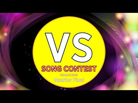 Eurovision 2018:VS Song Contest Quarter Final Match
