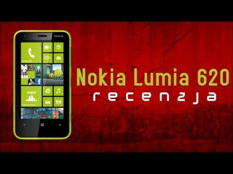 [Mobileo #44] Recenzja Nokia Lumia 620 | TEST PL