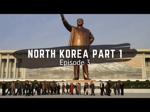North Korea (part 1) - Backpacking North Korea - Episode 3