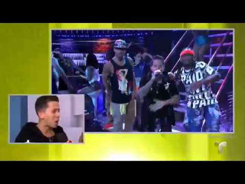 delaghetto latin american music awards