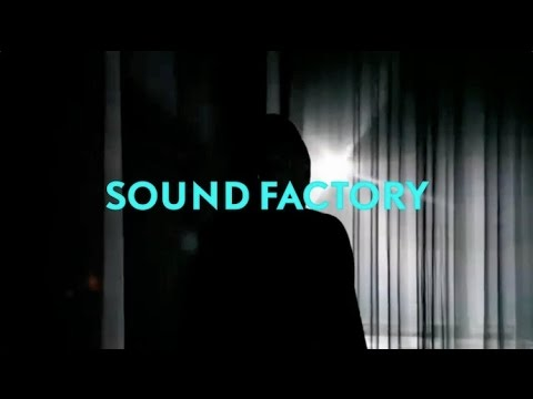 SOUND FACTORY. A Night of Music and Video at DRAF. Sat 16 May 2015