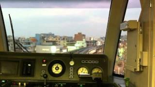 ゆいレール (2/2) 古島~おもろまち間車窓 thumbnail