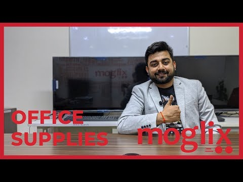 Top 5 Office Supplies And Stationery Products!!! #Moglix