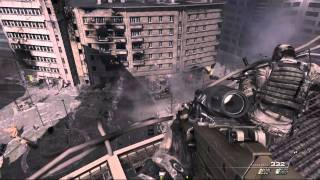 Call Of Duty MW3 Mission 14 PC Gameplay (Playthrough) Scorched Earth
