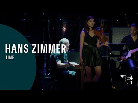 Hans Zimmer - Time (Live In Prague)