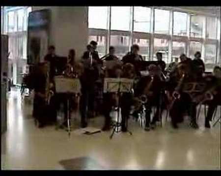 Highland Youth Big Band