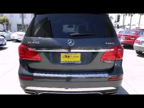 2014 Mercedes-Benz GL450 4matic 4dr Santa Monica CA 90403 ...