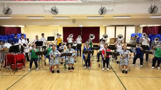 HEY JUDE ( SOLO VERSION ) ~ 2015 MARCHING BAND TRAINING