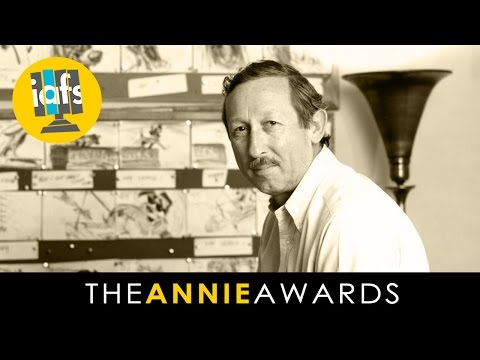 37th Annie Awards Part 11: Tribute to Roy E. Disney