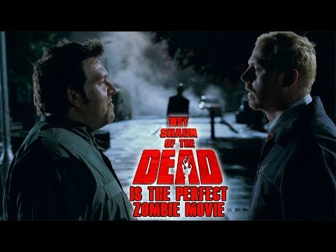 Why Shaun Of The Dead Is A Perfect Zombie Movie